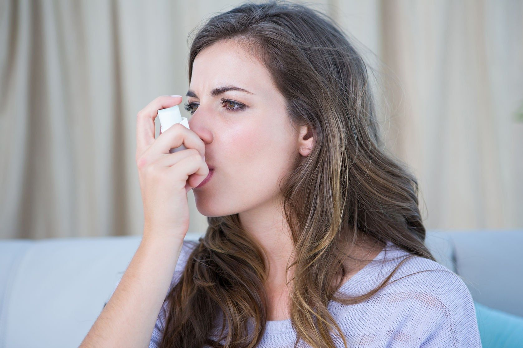 Osoby chore na mukowiscydozę często cierpią z powodu przewlekłych zapaleń płuc
