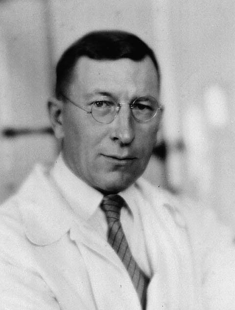 Frederick Banting - odkrywca insuliny