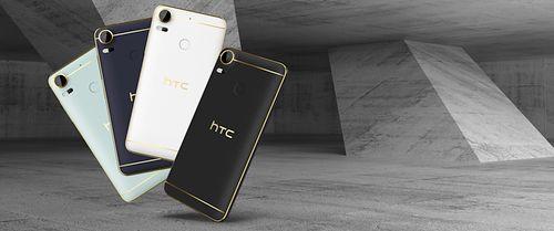 HTC Desire 10 pro i Desire 10 lifestyle oficjalnie. Design może się podobać. Ceny niekoniecznie...