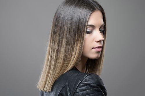 Jaka Fryzura Dla Włosów Ombre Wp Kobieta