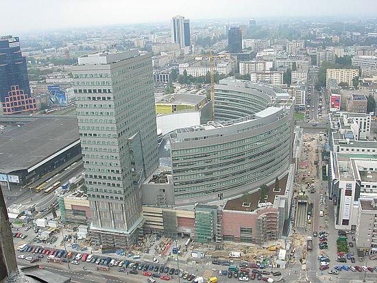 Ewakuacja Centrum Handlowego W Warszawie Bomba Wp