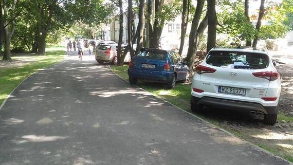 Spotyka się z moim samochodem