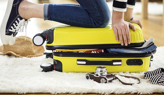 Pakujemy walizkę na urlop