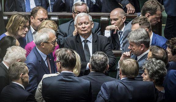 """""""Jarosława Kaczyńskiego trzy dekady bez żadnego trybu"""""""