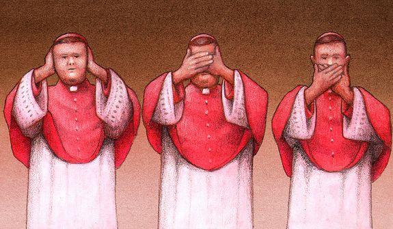 """Zmowa milczenia wokół pensji biskupów. """"Każda zachcianka jest spełniana"""""""