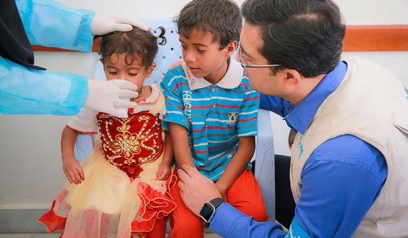 Ich głos się liczy. Ambasadorowie Dobrej Woli UNICEF zwracają uwagę świata na problemy dzieci