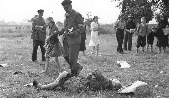 Zbrodnia bez kary. Zdjęcie, które wstrząsnęło światem