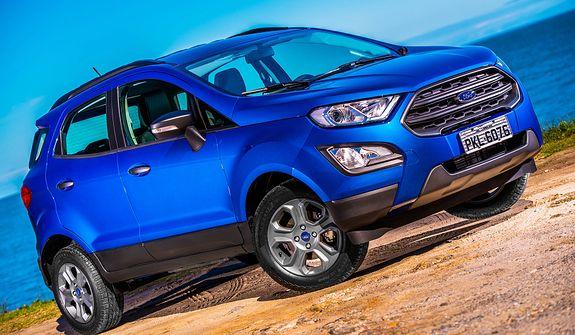 Ford EcoSport trafia na rynek Polski. Czego można się spodziewać po nowym modelu?