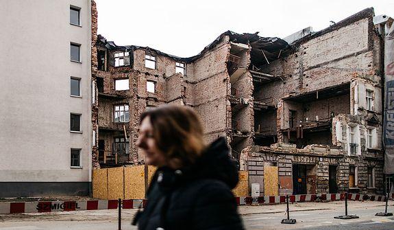 Miasto tysiąca ruin