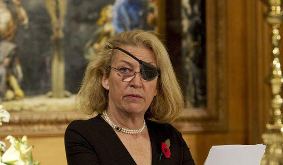 Marie Colvin. Bohaterka za życia, legenda po śmierci