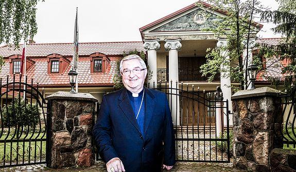 Obcy na włościach księcia Kościoła