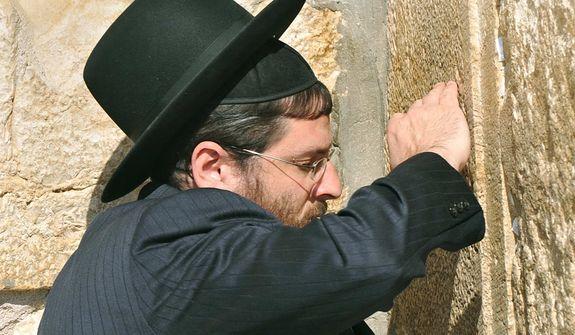 Tak właśnie człowiek staje się Żydem. W pięć sekund