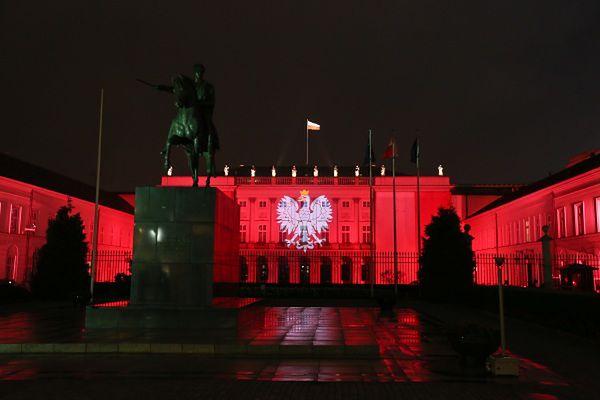 600 Tys Zł Na Oświetlenie Pałacu Prezydenckiego Wp Wiadomości