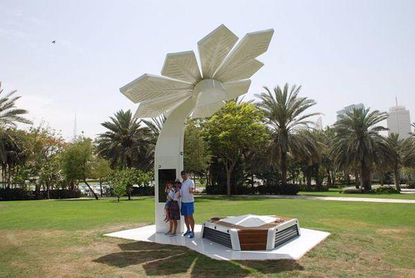 gdzie podłączyć się w Dubaju