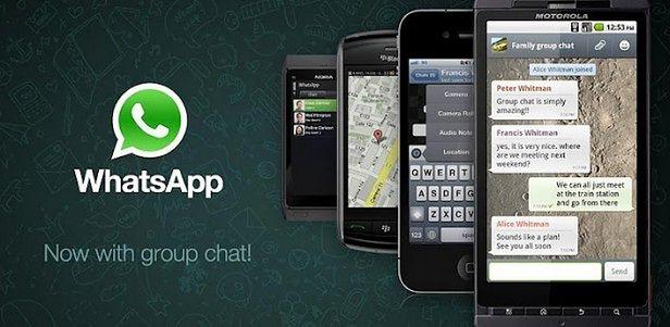 WhatsApp - najbardziej niebezpieczny komunikator dla smartfonów?