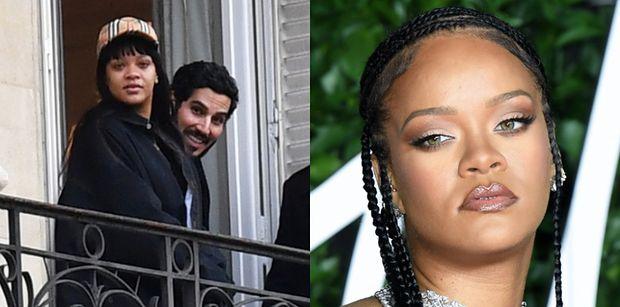 Rihanna rozstała się z arabskim miliarderem po TRZECH LATACH związku!
