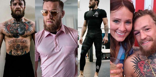 CIACHO TYGODNIA: jeden z najbogatszych zawodników MMA - Conor McGregor (ZDJĘCIA)