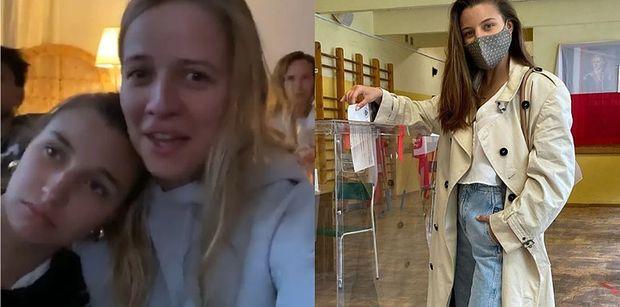 """TYLKO NA PUDELKU: Julia Wieniawa komentuje wyniki wyborów prezydenckich: """"Liczyłam na ZMIANĘ"""""""