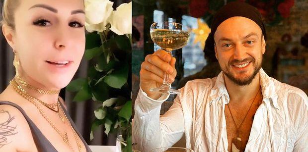 """Podekscytowana Blanka Lipińska rozpływa się nad romantycznym """"Barusiem"""": """"Kiedy twój facet wychodzi ze śmieciami i wraca z KWIATAMI"""" (FOTO)"""