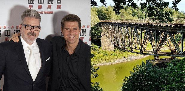 """Reżyser """"Mission Impossible"""" komentuje kontrowersje wokół mostu w Pilchowicach: """"Nigdy nie mieliśmy w planach WYSADZENIA zabytku"""""""