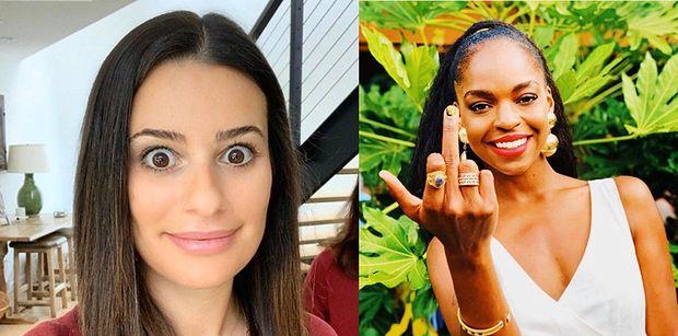 """Upokorzona Lea Michele przeprasza za nękanie koleżanek z planu. """"Teraz wiem, że byłam nieznośna i to bez żadnego konkretnego powodu"""""""