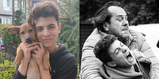"""16-letni aktor z """"Barw Szczęścia"""" był UZALEŻNIONY od narkotyków! """"Brak akceptacji przerodziłem w nienawiść i destrukcję"""""""