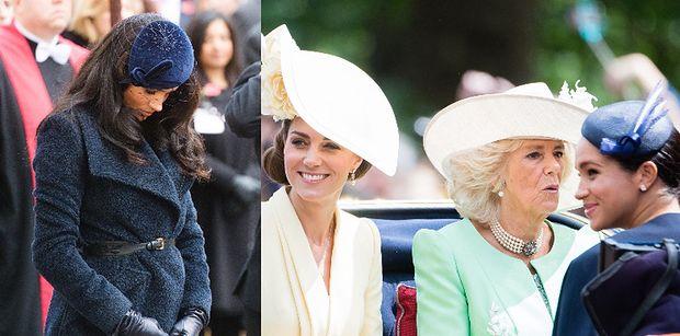 """Meghan Markle wierzy, że royalsi spiskowali przeciwko niej? """"Czuła, że knują za jej plecami"""""""