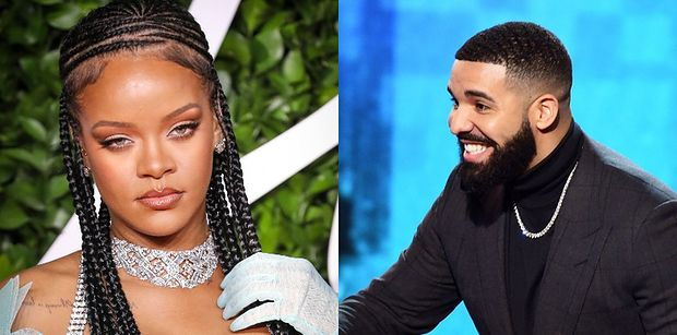 Rihanna PRZYŁAPANA na randce z Drakiem!