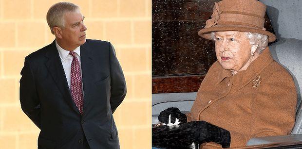 Królowa Elżbieta spłaci dług oskarżonego o pedofilię księcia Andrzeja. Chodzi o 30 MILIONÓW...