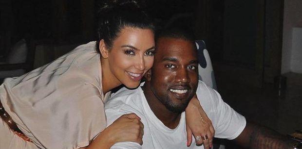 Kim Kardashian świętuje 6. rocznicę ślubu z Kanye Westem! Udało im się już pogodzić?