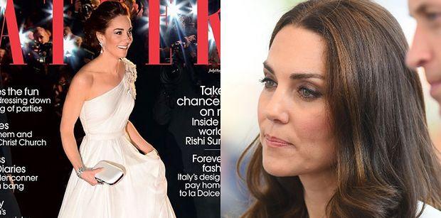 """Kate Middleton jednak nie jest """"wyczerpana i uwięziona""""? Pałac Kensington wytknął tabloidowi """"nieścisłości i FAŁSZYWE INFORMACJE"""""""