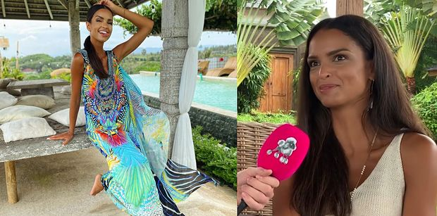 """Klaudia El Dursi zapowiada romanse na Bali! """"Będzie bardzo gorąco!"""""""