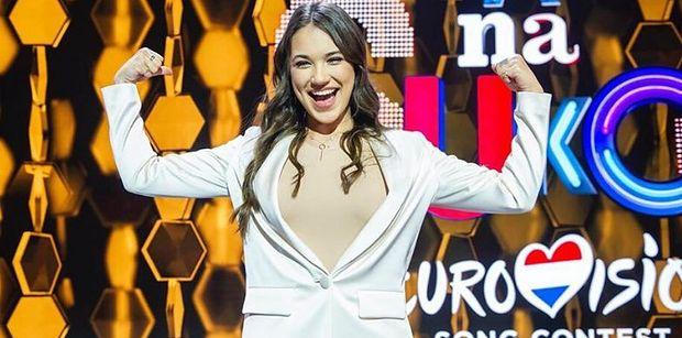 """Eurowizja 2020. Kasia Dereń oklaskuje zwycięstwo Alicji Szemplińskiej: """"Oby zawojowała"""""""