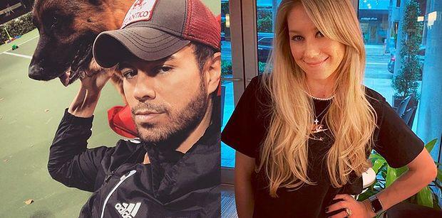 Anna Kournikova i Enrique Iglesias SPODZIEWAJĄ SIĘ DZIECKA!
