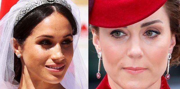 """Księżna Kate ma żal do Meghan? """"Jest wściekła z powodu coraz większego obciążenia pracą"""""""
