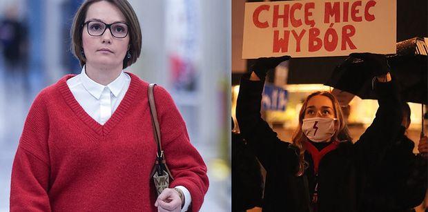 """Jagna Marczułajtis jest za prawem do aborcji: """"JA MIAŁAM WYBÓR"""""""