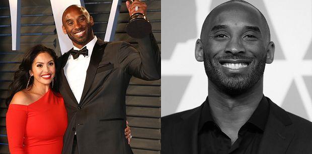 """Kobe Bryant miał z żoną specjalną umowę. """"Nigdy nie latali razem helikopterem"""""""
