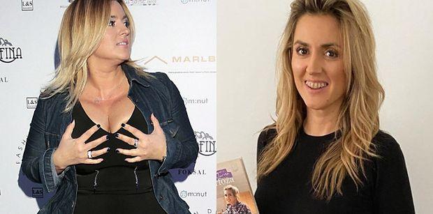 """Karolina Szostak znów prezentuje swoją """"spektakularną metamorfozę"""". Zmartwieni fani alarmują: """"Proszę już się NIE ODCHUDZAĆ"""" (FOTO)"""