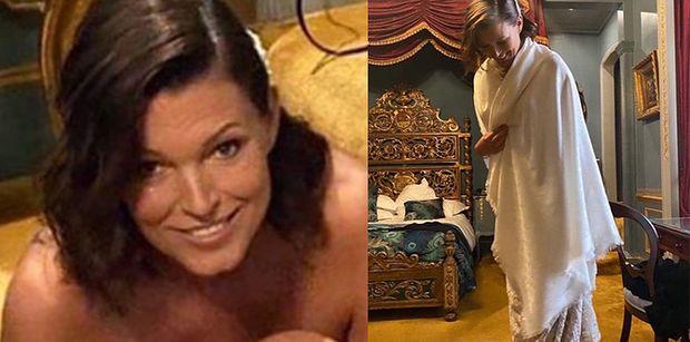 Paul Montana znowu upokarza Felicjańską. Opublikował jej NAGIE zdjęcie z przygotowań do ślubu...