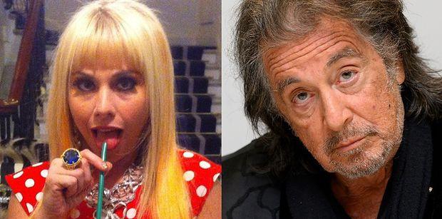 """Była dziewczyna Ala Pacino szczerze o rozstaniu: """"Trudno jest być w związku ze STARCEM"""""""