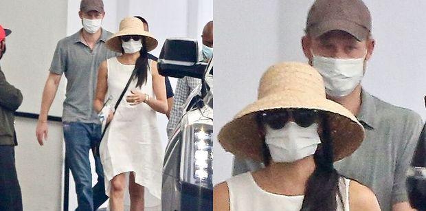 """""""Zwyczajni"""" Harry i Meghan Markle opuszczają biznesowe spotkanie w Beverly Hills (ZDJĘCIA)"""