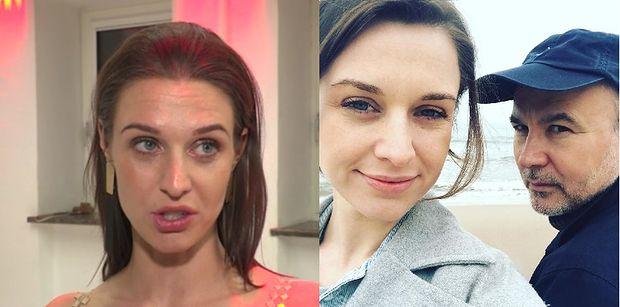 """Julia Kamińska zachwyca się związkiem ze starszym mężczyzną: """"Można się kochać i razem pracować"""""""