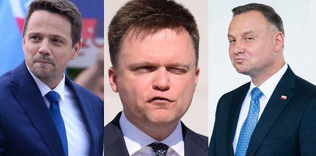 """Szymon Hołownia zdradza, na kogo zagłosuje w II turze wyborów: """"Zrobię to BEZ PRZYJEMNOŚCI"""""""