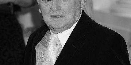 Jerzy Gruza nie żyje. Reżyser miał 87 lat