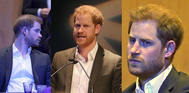"""Książę Harry wypełnia ostatnie obowiązki w Wielkiej Brytanii i prosi: """"Mówcie mi PO PROSTU HARRY"""""""