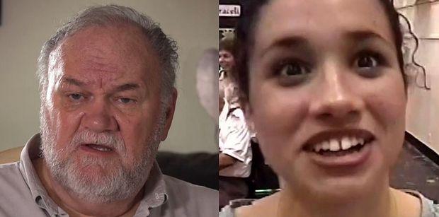 """Ojciec Meghan Markle spotka się z córką W SĄDZIE: """"Wszystko wyjdzie na jaw"""""""