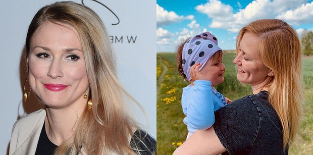 """""""Odważna"""" Sylwia Juszczak świętuje Dzień Dziecka zdjęciem, na którym KARMI PIERSIĄ: """"Dzieci to dla mnie największy cud"""" (FOTO)"""