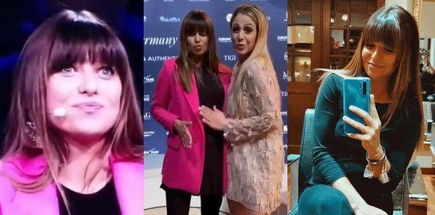 Rozbawiona Anna Lewandowska stroi miny na finale Miss Niemiec. Sprawdziła się w roli jurora? (FOTO)