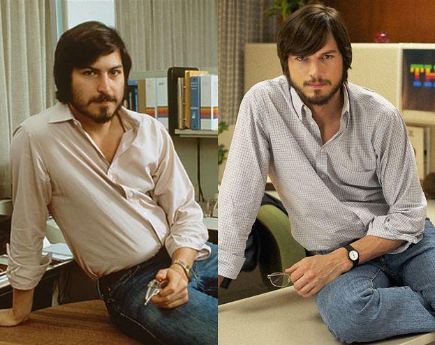 Ashton Kutcher jako Steve Jobs! PODOBNY?