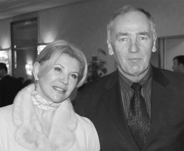 Żona Karola Strasburgera nie żyje